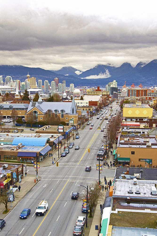 Main Street's mountain views | Mount Pleasant