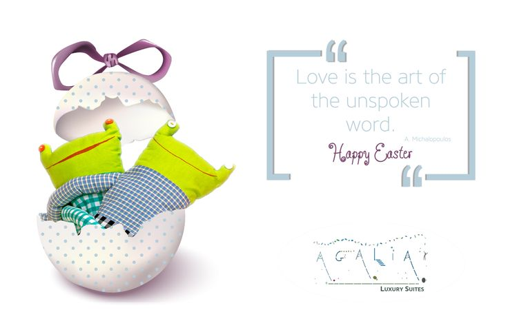 Agalia family wishes you all a lovely and happy Easter