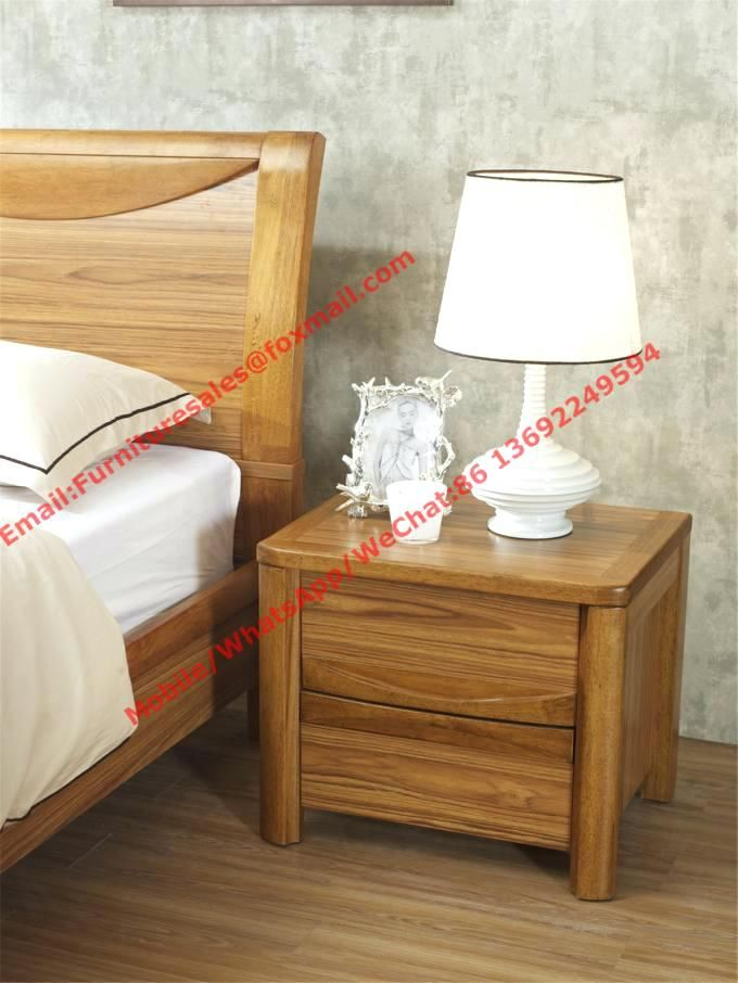 Teak Wood Bedroom Furniture Design Bedroom Furniture By Teak Wood Bed And Nightstand With Large Size Open Door Wardrobe Teak Wood Bedroom Furniture For Sal Camas