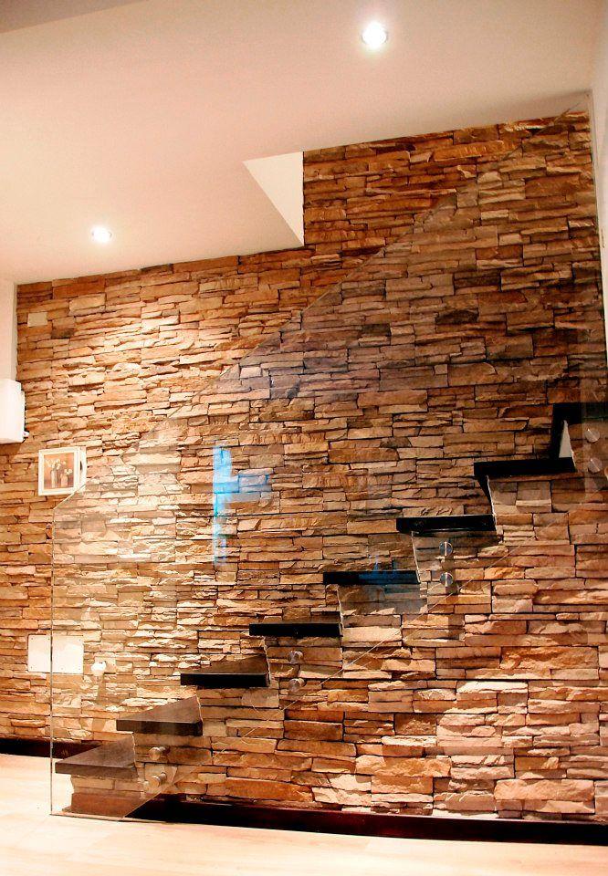 Oltre 25 fantastiche idee su ringhiere delle scale in - Rivestimenti per scale interne ...