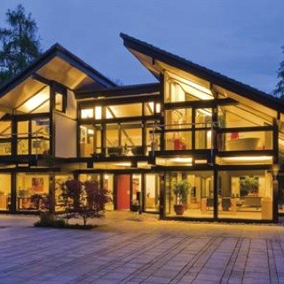 Huff haus - my dream home if I win the lottery!
