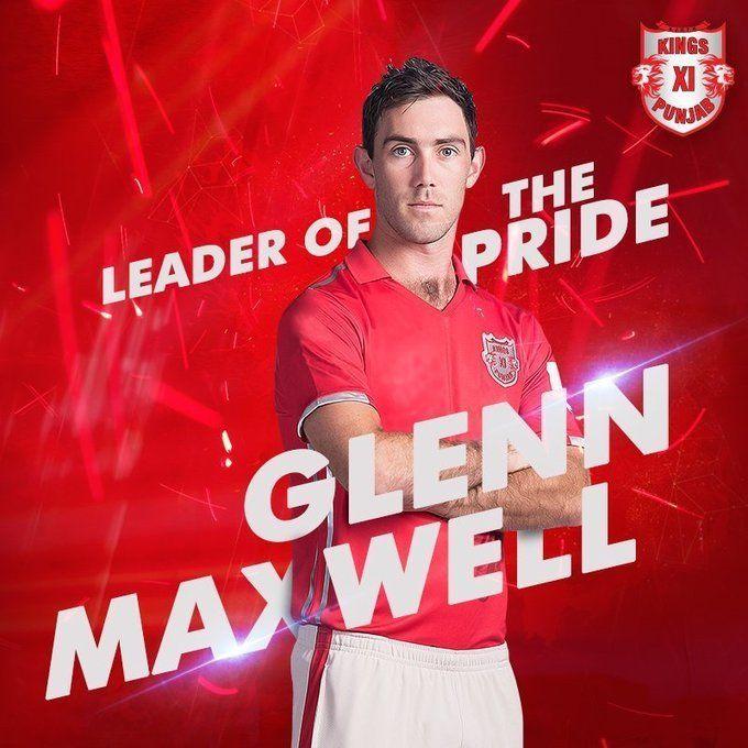 IPL Auction 2017: Australian all-rounder Glenn Maxwell New Captain for Kings XI Punjab  Inbox x