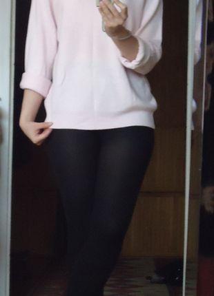 Kup mój przedmiot na #vintedpl http://www.vinted.pl/damska-odziez/swetry-z-golfem/14249905-rozowy-pudrowy-polgolf-golf-sweter