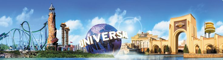 Universal parks opening times and tips