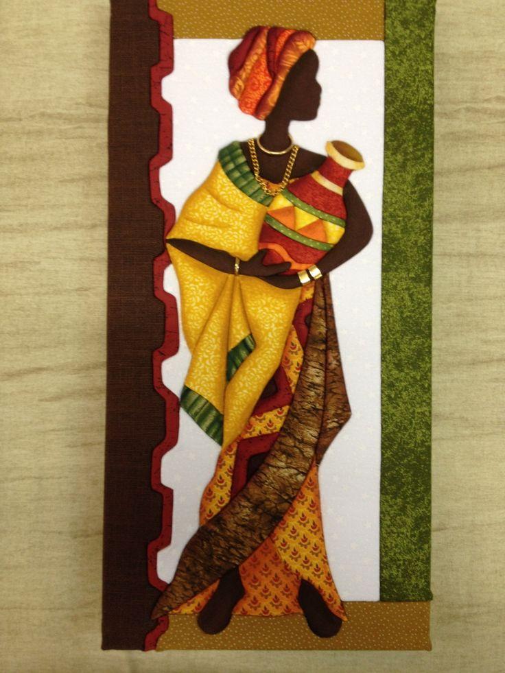 Projeto Carton Mousse Africana 3