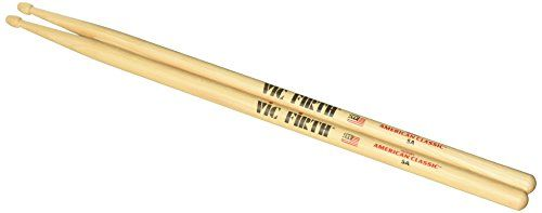 Vic Firth American Classic 5A Drum Sticks - http://bandinstruments.nationalsales.com/vic-firth-american-classic-5a-drum-sticks/