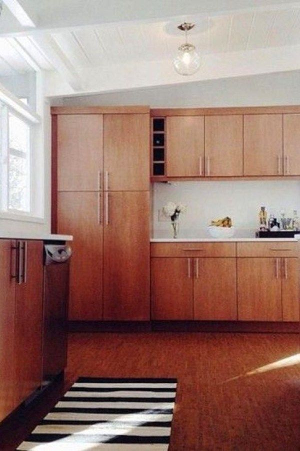 60 Contemporary Wooden Kitchen Cabinets For Home Inspiration