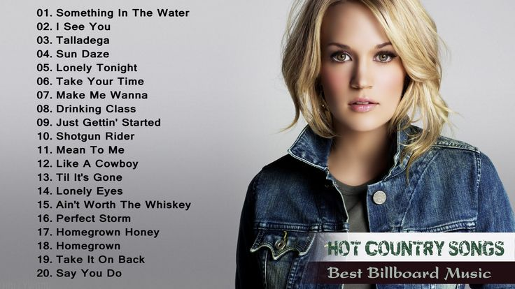 Hot Top 100 New Country Songs March 2015 [Full Songs] Top Billboard Musi...