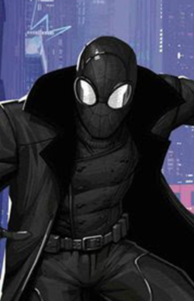 Spider-man: Into the Spider-Verse - Complete First
