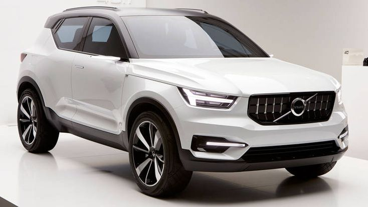 Volvo XC40 (Coming Soon)