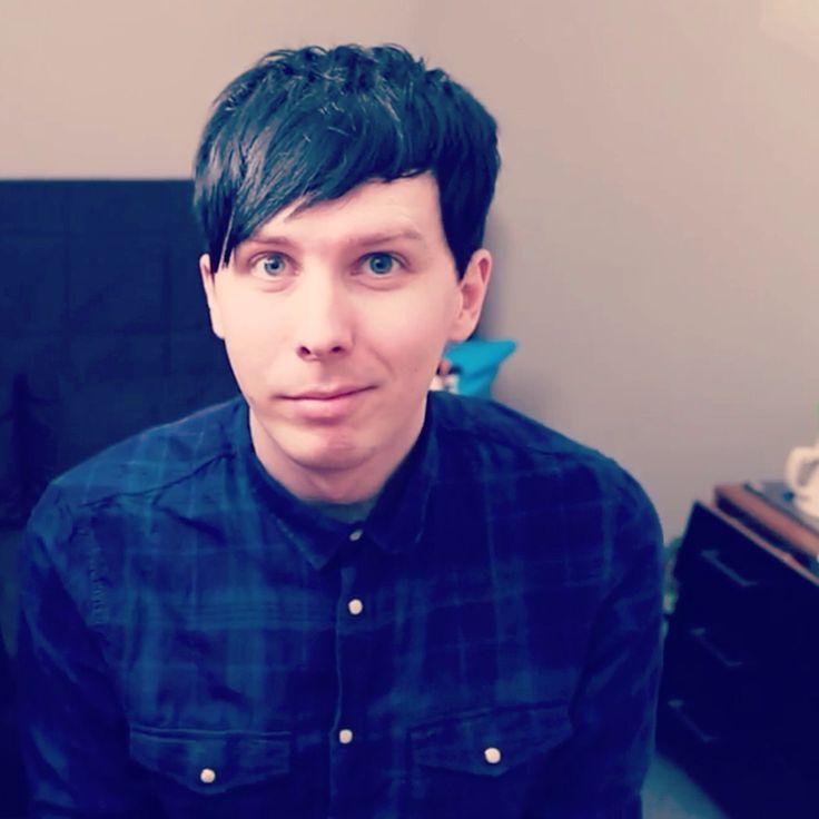 Phil lester smiling