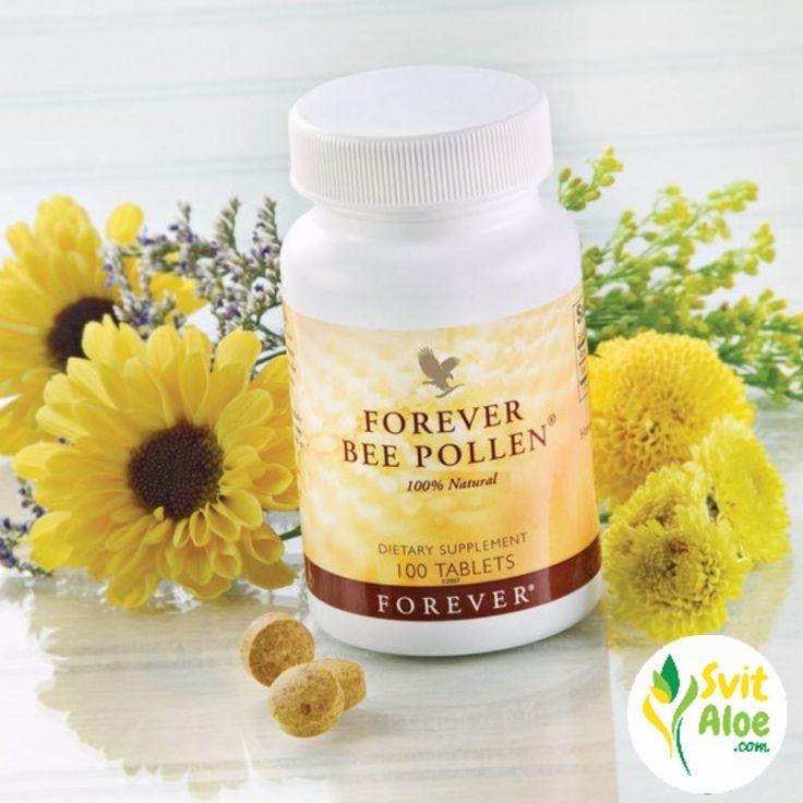Форевер Пчелиная Пыльца   – это натуральный, высококачественный,питательный, концентрированный, а главное – биологически активный продукт питания.  В #цветочной #пыльце содержатся белки, сахара, жиры, минеральные соли и практически все возможные витамины, ферменты, #фитогормоны и фитонциды – природные #антибиотики.   Благодаря многочисленным исследованиям стало известно, что в пыльце содержится #27 металлов и неметаллов. В #Форевер #Пчелиной #Пыльце содержится #10 аминокислот, которые…