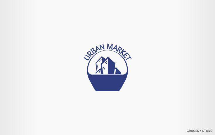 https://flic.kr/p/MK3nbf | urban market | logo design