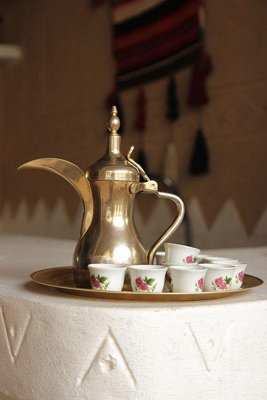 Arabic Coffee In Saudi Arabia