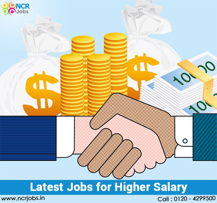 Looking for #LatestJobsForHigherSalary. It not just only provides one with a sense of financial security, it will also help one have a good lifestyle and to earn respect from peers and society. See more @ http://bit.ly/2hyQz7y #NCRJobs #JobSite