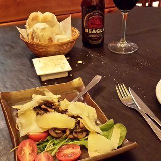 Restaurante Placeres Patagônicos. Ushuaia, Argentina.