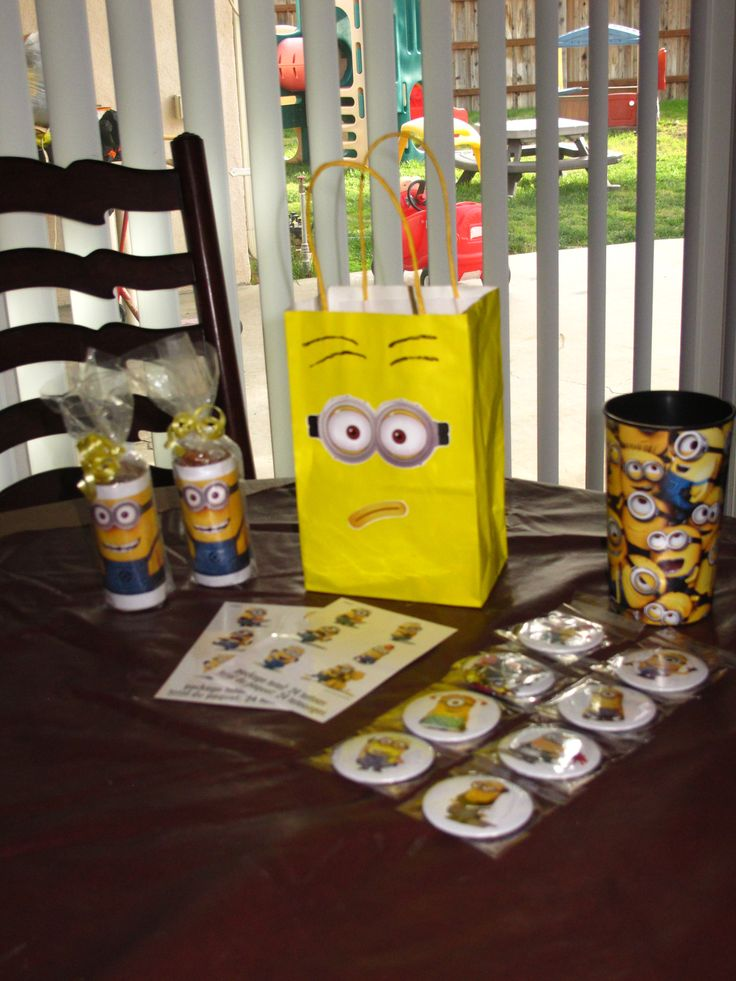19 Best Despicable Me Birthday Taylor S 6th Images On