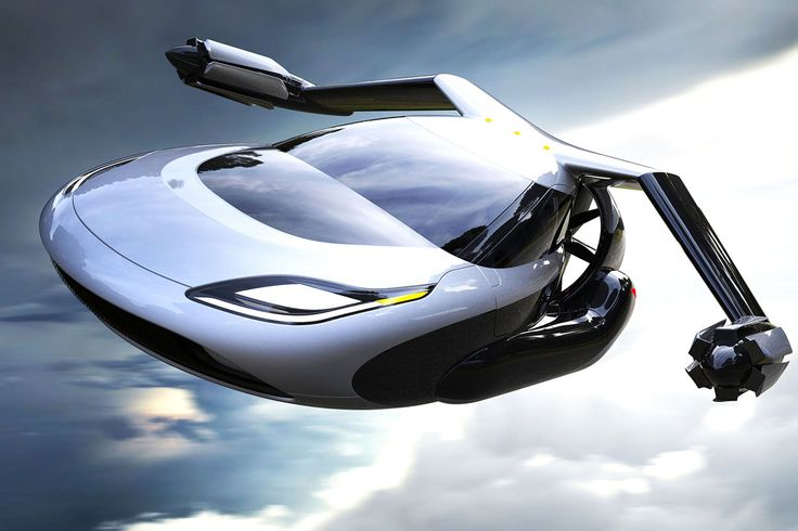 Volvo's parent company just bought a 'flying car' startup - The Verge