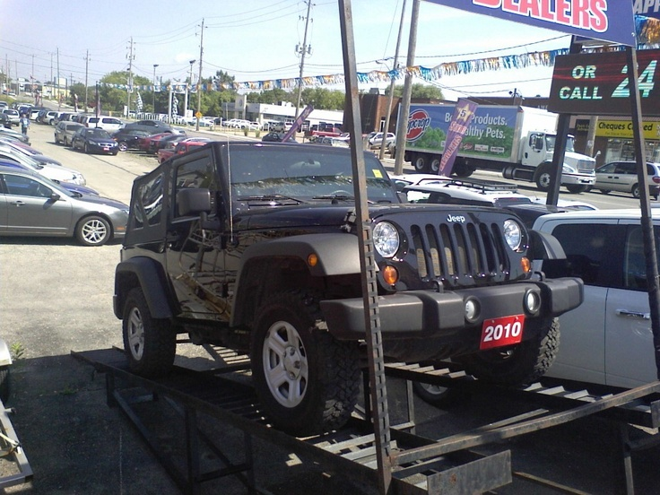 2010 Jeep Wrangler Sport 2010 jeep wrangler sport, 2010