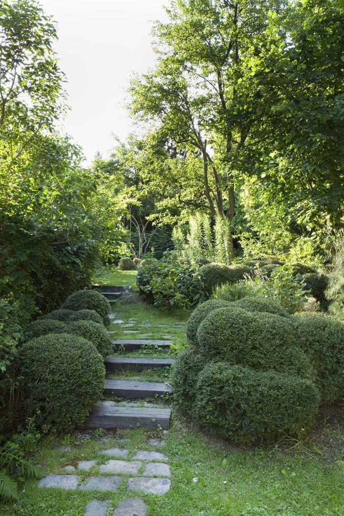 Jardin de charme am nager un jardin en ville la campagne jardin amenagement jardin - Amenager un jardin ...