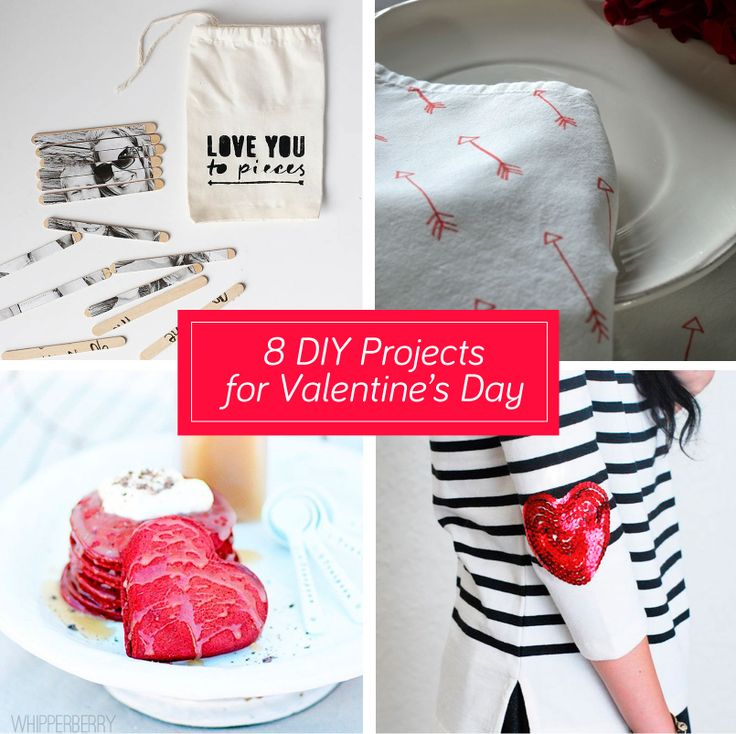 8 Valentine's Day DIY Projects