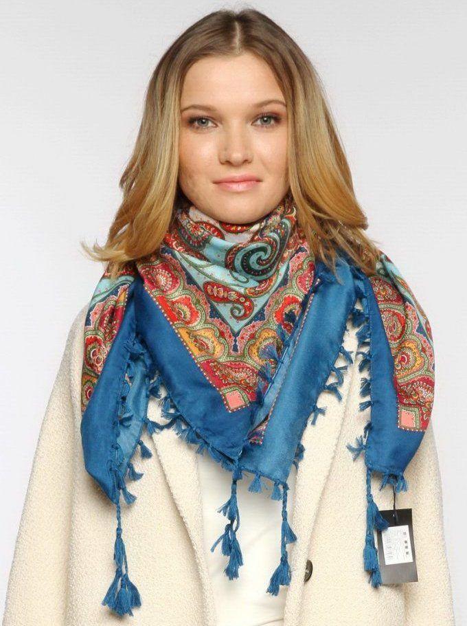 акрофобии тошнота, как красиво завязать платок под пальто фото это