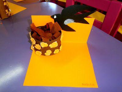 Προσχολική Παρεούλα : Τα χελιδόνια της Άνοιξης ..