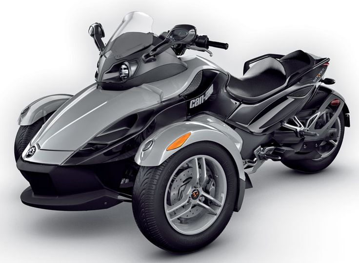 Can-Am Spyder RS - 2010