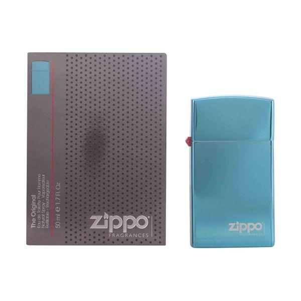 Zippo Fragrances - THE ORIGINAL tourquoise edt vaporizador 50 ml