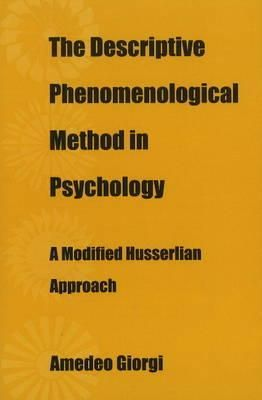 15 best phenomenology images on pinterest philosophy psicologia prices including delivery for descriptive phenomenological method in psychology by amedeo giorgi fandeluxe Images