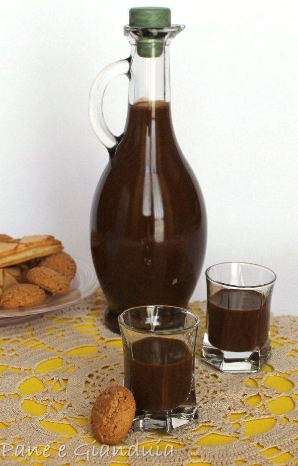 Liquore Gianduiotto