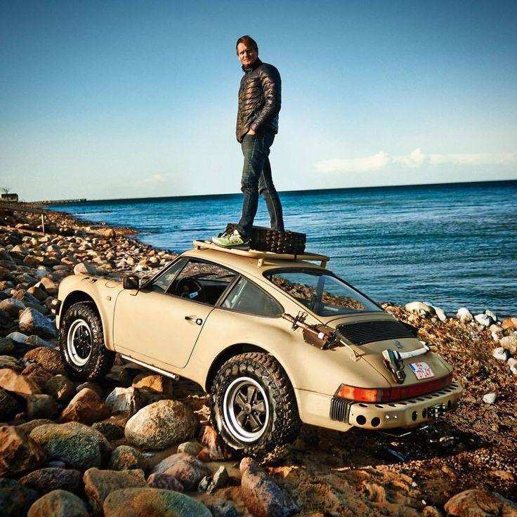 Mulholland Racer - König der Safari 911. Erik Brandenburg. Porsche ...