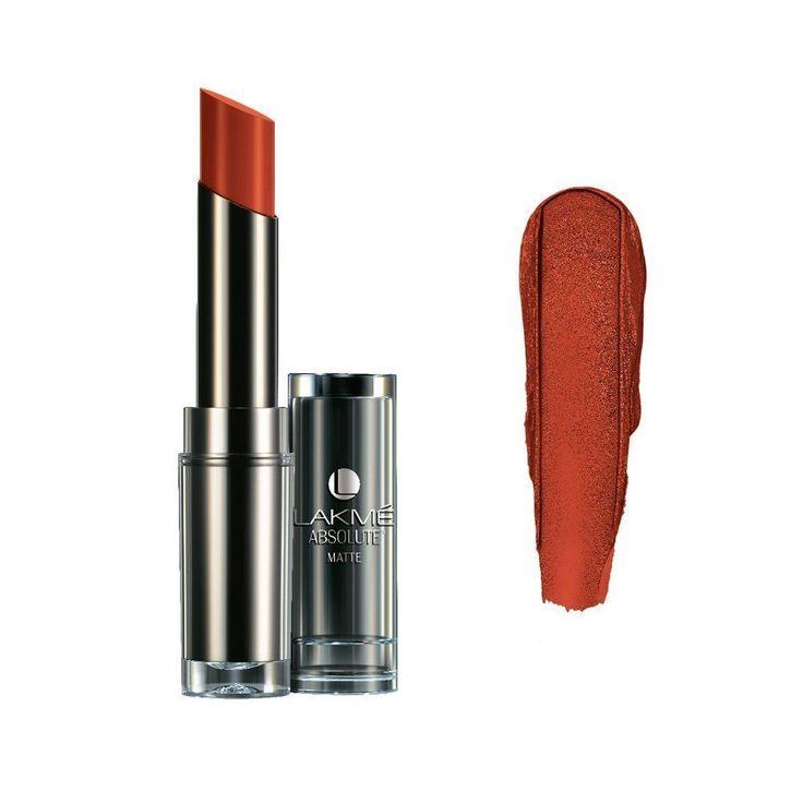 Lakme classic rose,Lakme Absolute matte Lipstick,classic Rose 3.7g #lakme