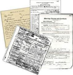 I Want a Copy from www.rootseekers.org. Where to write and get copies of birth and death certificates, marriage licence and divorce decrees, etc.