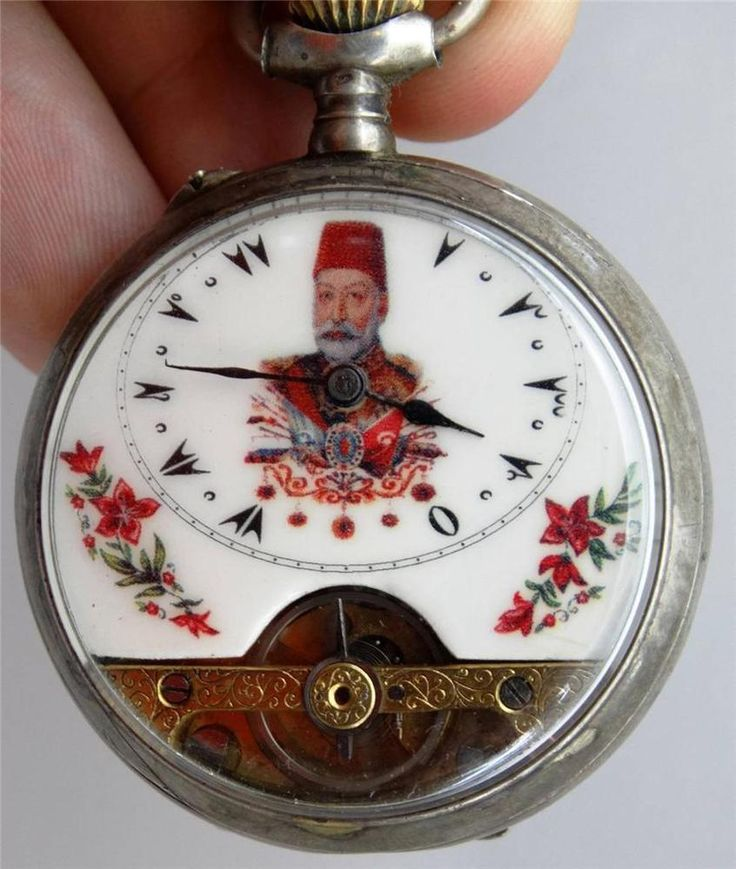 Rare antique silver Hebdomas Grand Prix 8 days pocket watch for Ottoman market | Jewelry & Watches, Watches, Parts & Accessories, Pocket Watches | eBay!