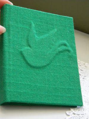 Paper to Thread: Bird Book Reveal!