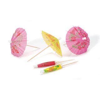 Colorful+Paper+Drink+Umbrellas+for+Cocktails:+4+inch+Umbrella+12+pack