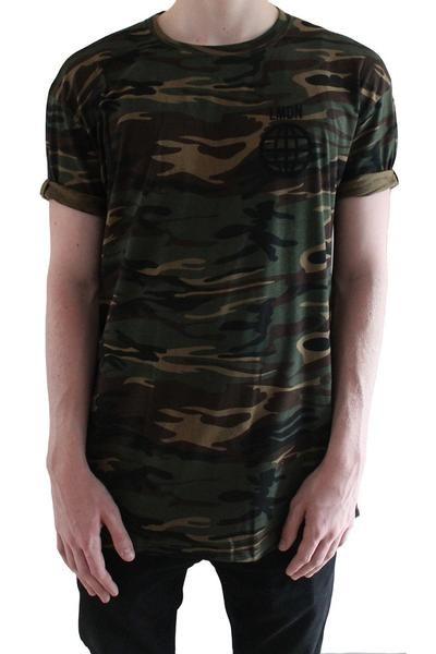 Camo T-Shirt - Green