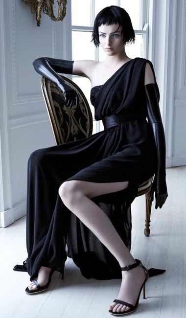 Parisan Mademoiselle by Carla Zampatti.