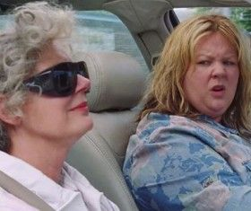 this is my favourite part of Tammy! I laughed my ass off hahahhaa. love susan sarandon and melissa mccarthy!