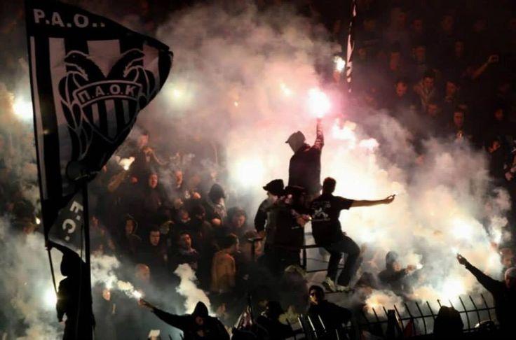 PAOK ultras!