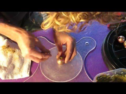 Keshe Magrav GANS Application for coils, capacitors and balls - YouTube