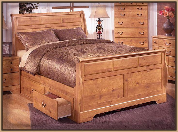 25 melhores ideias de camas king size no pinterest for Imagenes de cama queen size