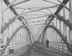 George Miles, Bridge Caretaker
