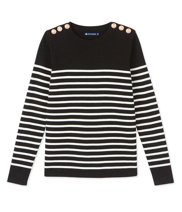 les 25 meilleures id es de la cat gorie pull marin femme sur pinterest robe chandail marine. Black Bedroom Furniture Sets. Home Design Ideas