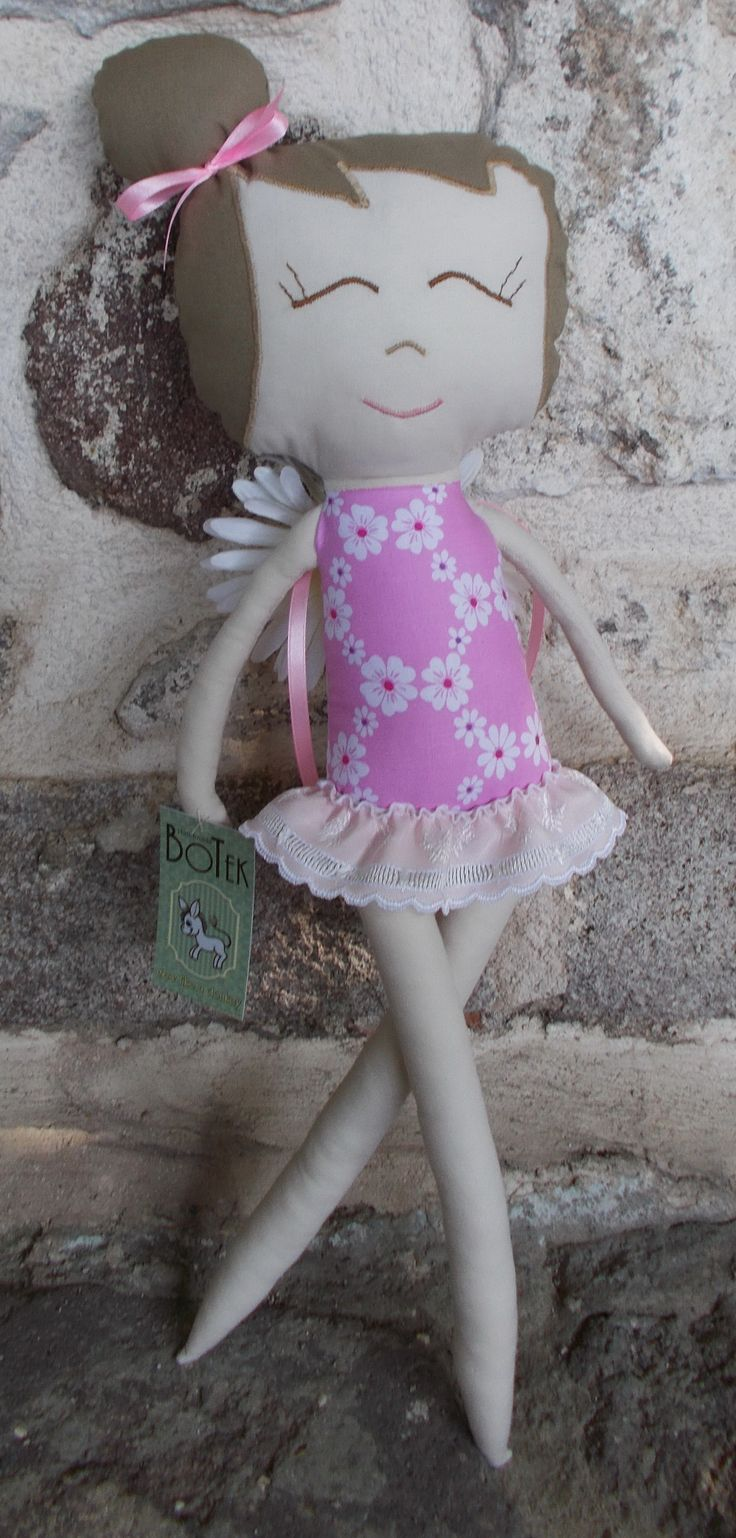 A very Fairy :) for a Greek newborn girl.