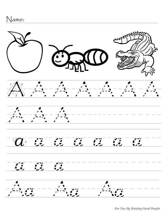 Step 1 to Reading is a collection of Letter Worksheets.  These worksheet are meant to get your kids and toddlers engaged.  This requires parental guidance and support as learning takes both.  The Letters A to Z are included.