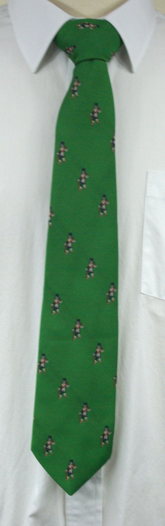 Vintage Leprechaun necktie by brickhousefashion on Etsy, $15.00