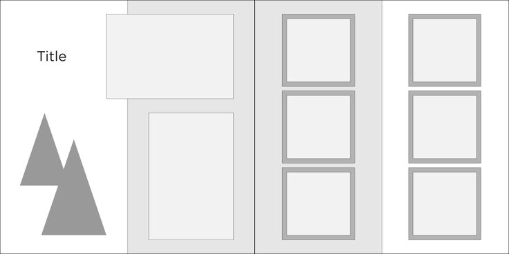 Virtual Holiday Crop:  Challenge 2-Sketch | CREATIVE MEMORIES BLOG