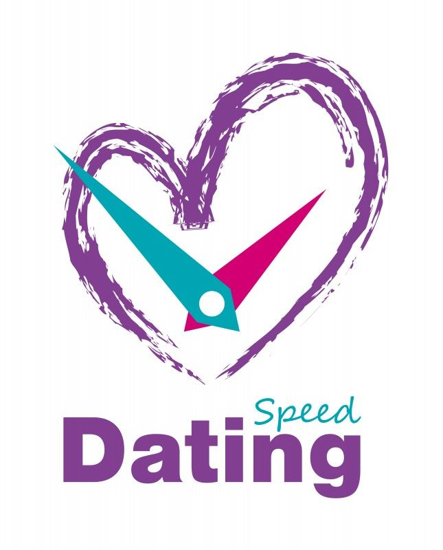 Diseño de logotipos con mucho amor: Speed Dating